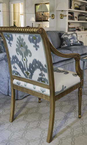 Park Avenue Chair